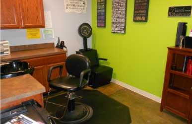 Beauty Lounge Studio Suite Rental Overland Park, Kansas